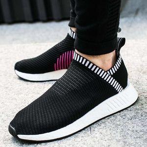 Men's Adidas Originals NMD CS2 Primeknit Sneakers